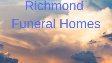 funeral homes in richmond va
